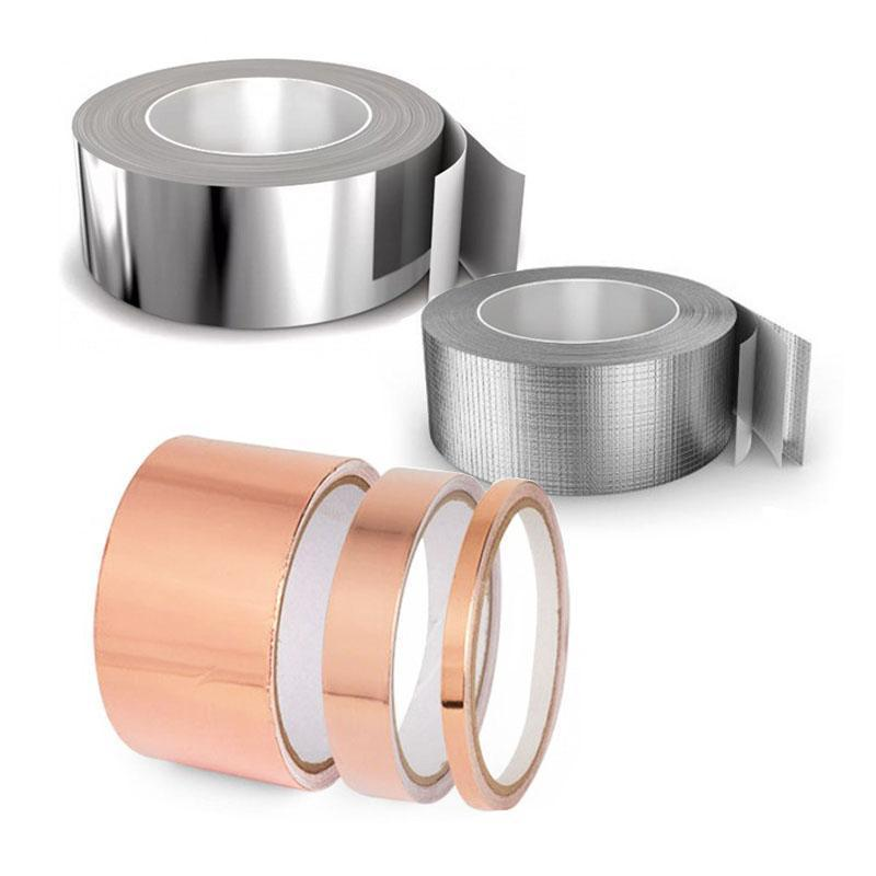 Алюминиевые, металлизированные и медные ленты для промышленного применения