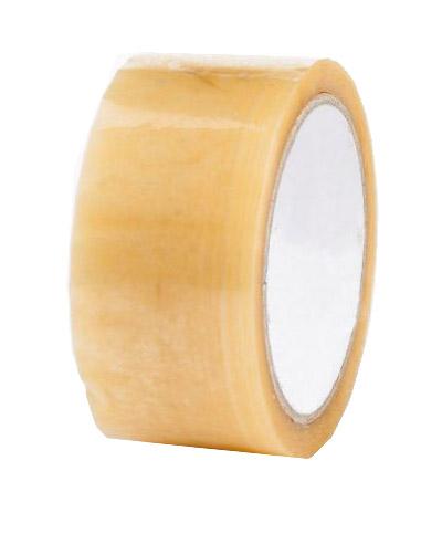 Скотч упаковочный (Клейкая лента) на каучуковой основе