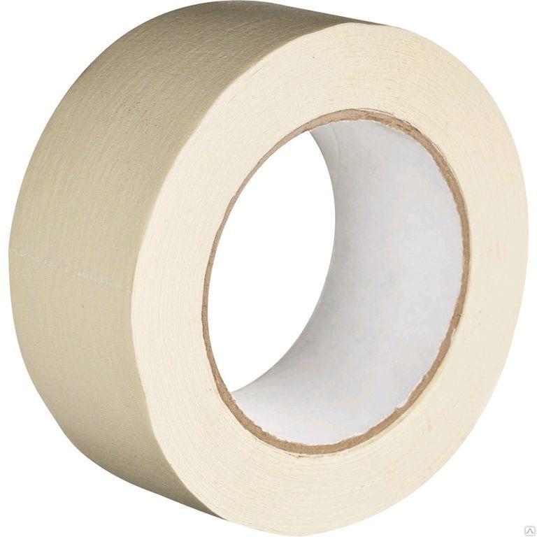 Бумажная маскировочная лента (лакировочная)