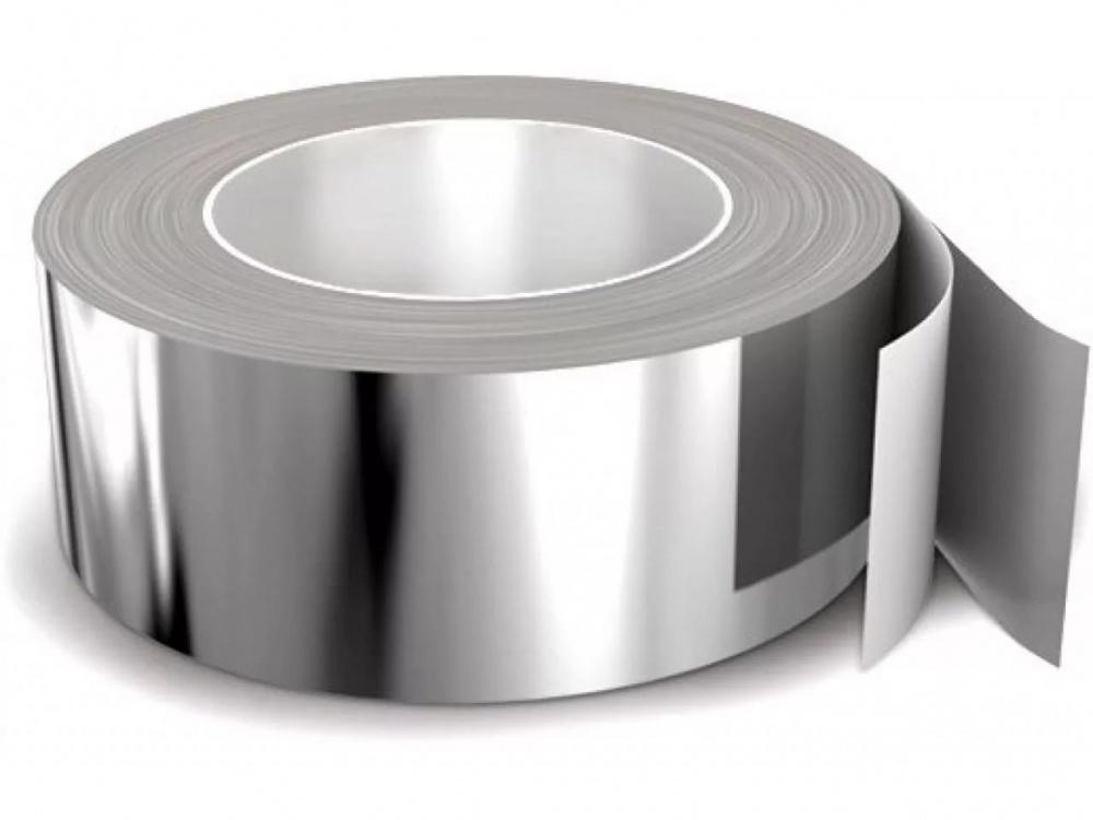 Алюминиевая термостойкая лента, +80