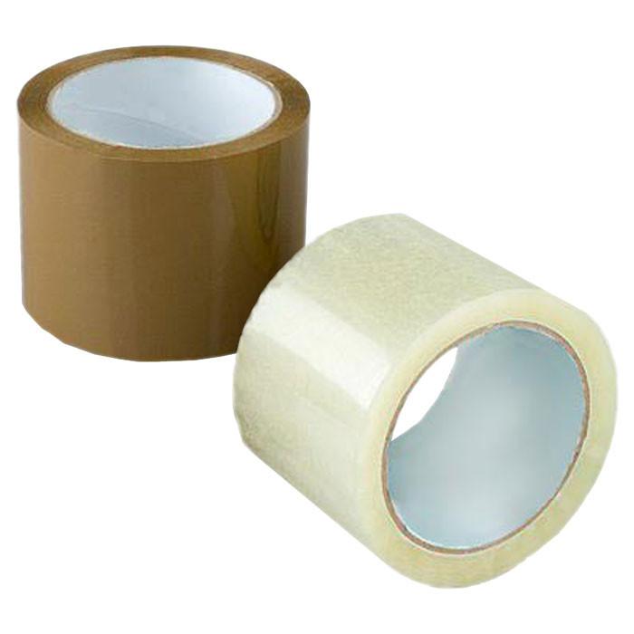 Скотч упаковочный  на акриловой основе (Клейкая лента на акриловой основе)