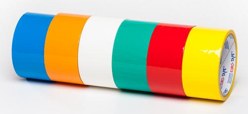 Скотч цветной (Цветная клейкая лента)